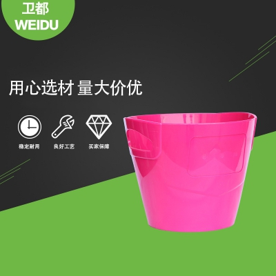 KTV bar ice bucket hotel champagne wine ABS plastic ice bucket beer plastic bucket wholesale custom